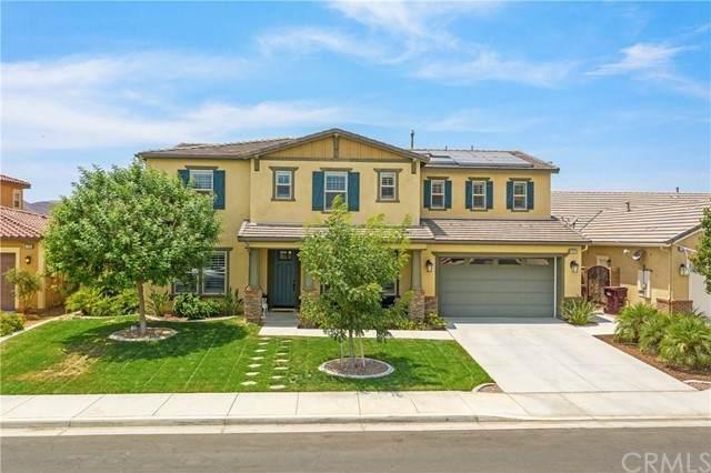 27871 Lucerne Drive, Menifee, CA 92585 (#SW21163379) :: Windermere Homes & Estates
