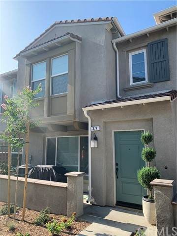 7155 Citrus Avenue #374, Fontana, CA 92336 (#OC21163473) :: SD Luxe Group
