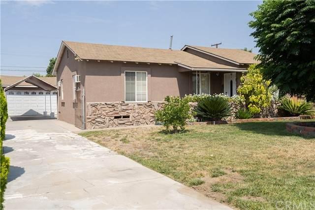 1395 S Mountain View Avenue, Pomona, CA 91766 (#CV21163721) :: Compass