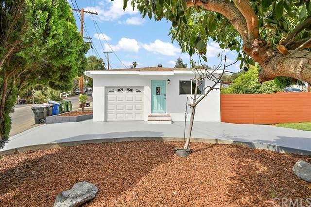 900 Pine Grove Avenue, Los Angeles, CA 90042 (#CV21163917) :: Compass