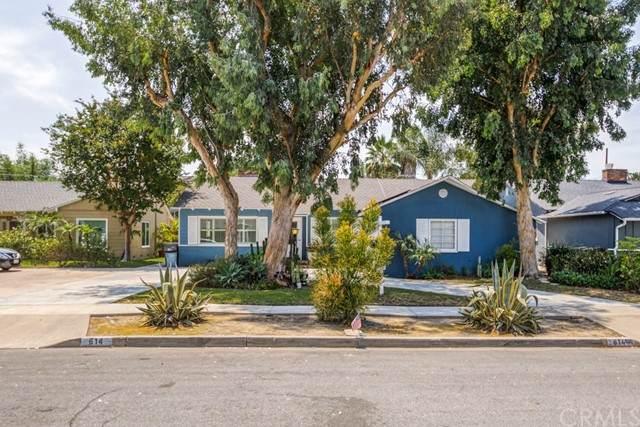 614 W Park Lane, Santa Ana, CA 92706 (#PW21163950) :: SD Luxe Group