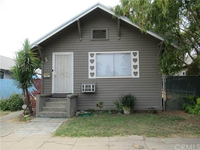 312 W Cedar Street, Willows, CA 95988 (#SN21163855) :: COMPASS