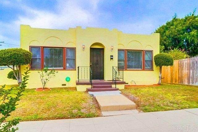 3704 Bancroft Street, San Diego, CA 92104 (#PTP2105261) :: Compass