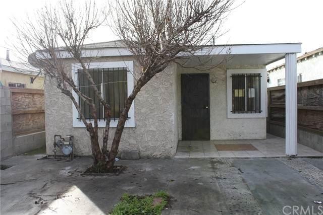 2524 E 125th Street, Compton, CA 90222 (#WS21164601) :: SD Luxe Group