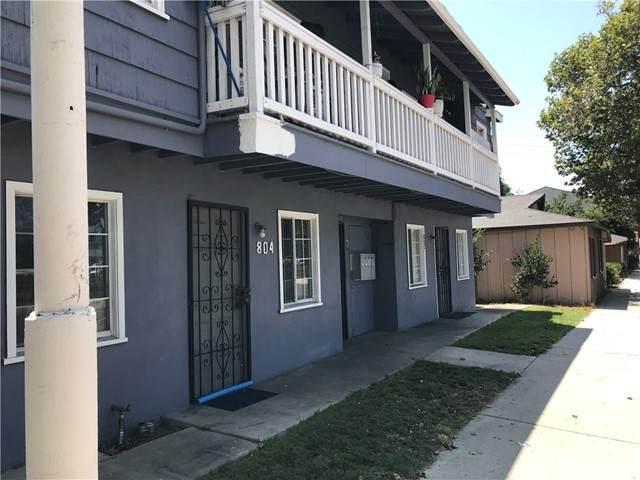 802 E 17th Street, Santa Ana, CA 92701 (#PW21164898) :: SD Luxe Group