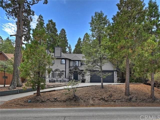 27193 Peninsula Drive, Lake Arrowhead, CA 92352 (#EV21164995) :: SD Luxe Group