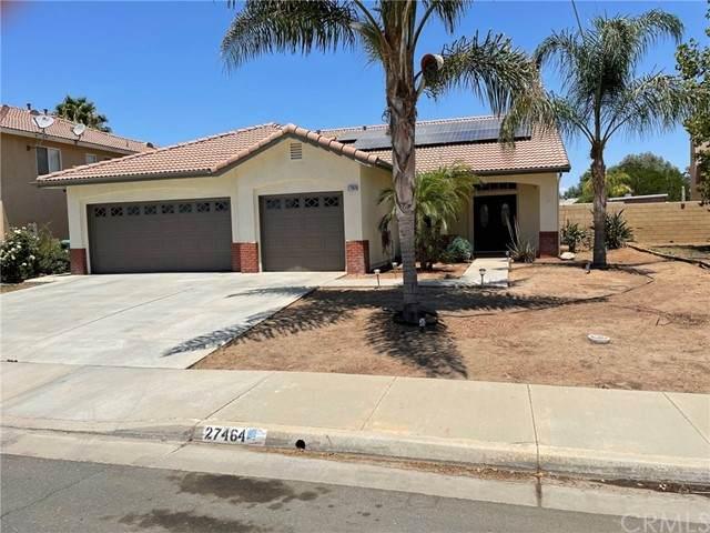 27464 Partridge Court, Menifee, CA 92585 (#PW21163219) :: Solis Team Real Estate