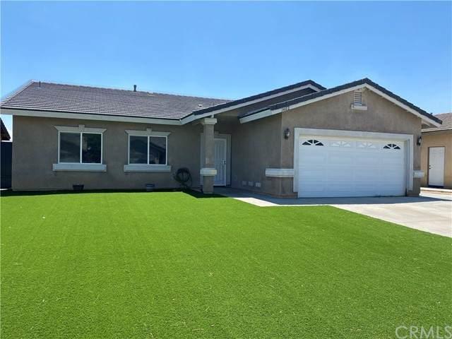 1402 Monte Vista, Rosamond, CA 93560 (#EV21165073) :: The Legacy Real Estate Team