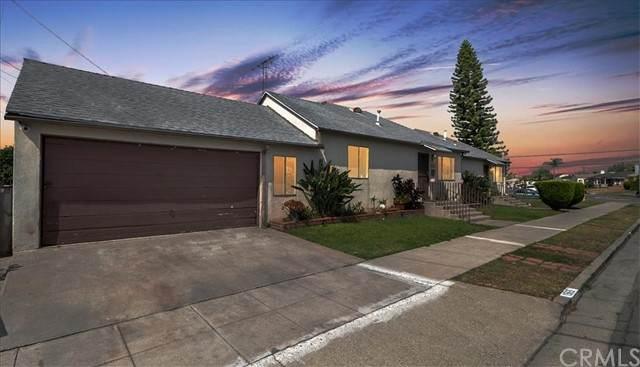 1565 W Colegrove Avenue, Montebello, CA 90640 (#CV21164672) :: Compass
