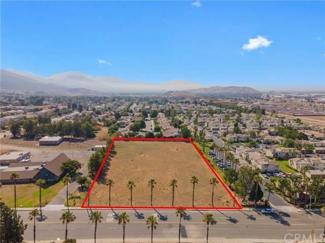 0 Palm, San Bernardino, CA 92407 (#CV21165451) :: Windermere Homes & Estates