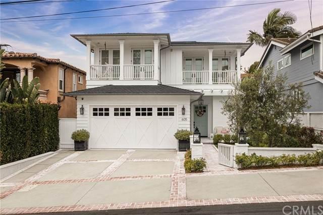 605 29th Street, Manhattan Beach, CA 90266 (#SB21164514) :: Compass