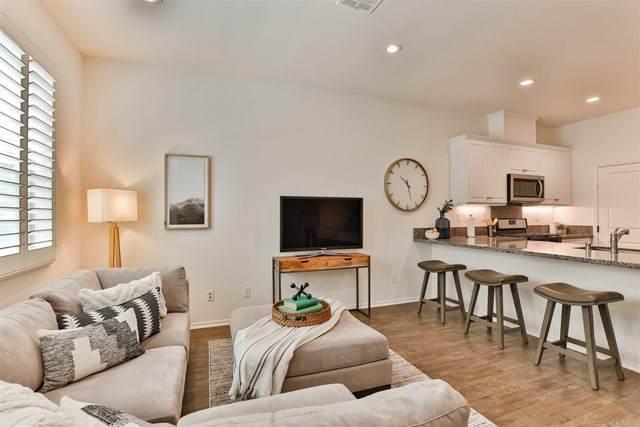 1911 Paseo Mandarina #10, Chula Vista, CA 91913 (#PTP2105298) :: Rubino Real Estate
