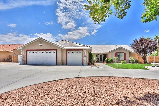 20409 Majestic Drive, Apple Valley, CA 92308 (#CV21166345) :: Solis Team Real Estate