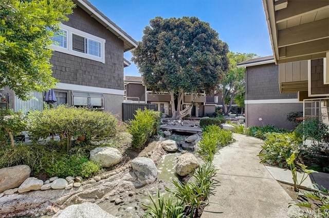 192 Streamwood, Irvine, CA 92620 (#OC21144160) :: Compass