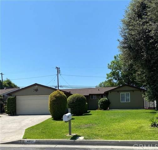 952 E Nearfield Street, Azusa, CA 91702 (#CV21166159) :: Dannecker & Associates