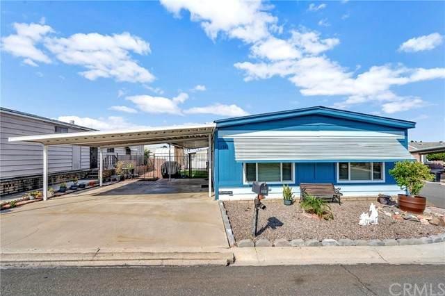 3500 Buchanan #152, Riverside, CA 92503 (#IV21166669) :: Dannecker & Associates