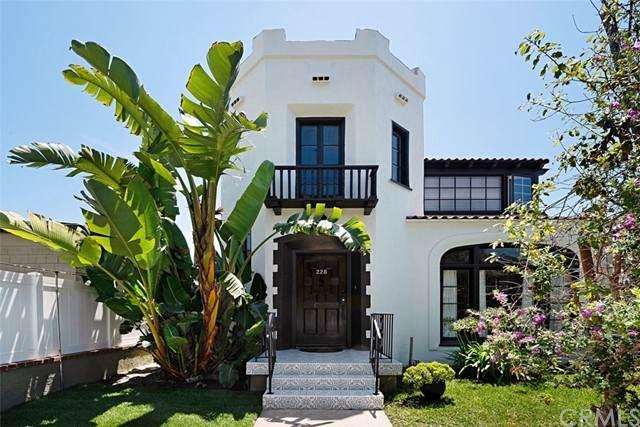 228 Saint Joseph Avenue, Long Beach, CA 90803 (#NP21166591) :: Dannecker & Associates