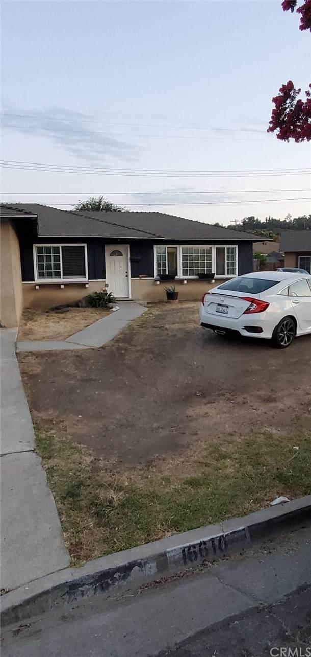 16610 Gumbiner Drive, Valinda, CA 91744 (#MB21166657) :: Dannecker & Associates