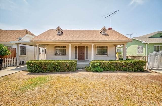 763 N Wilton Place, Los Angeles, CA 90038 (#OC21166002) :: Dannecker & Associates