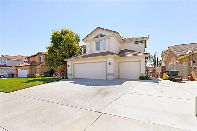 8771 Barton Street, Riverside, CA 92508 (#IV21162768) :: Dannecker & Associates