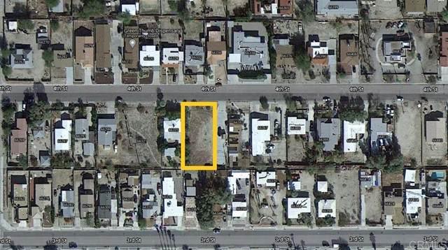 0 4th Street, Desert Hot Springs, CA 92240 (#NDP2108838) :: Dannecker & Associates