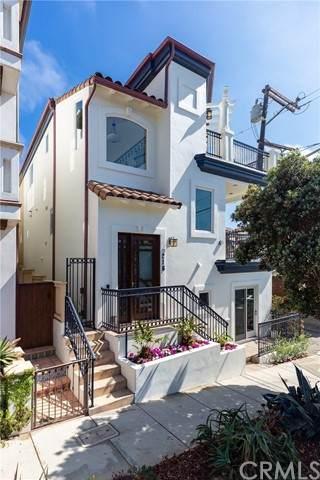 216 1st Street, Manhattan Beach, CA 90266 (#SB21166941) :: Compass