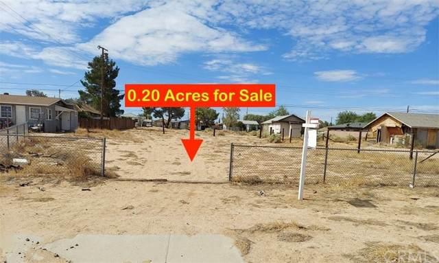 0 Jessie, Boron, CA 93516 (#TR21165062) :: The Legacy Real Estate Team