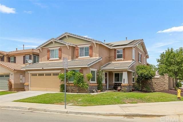 45008 Starina Street, Lake Elsinore, CA 92532 (#SW21163640) :: The Stein Group