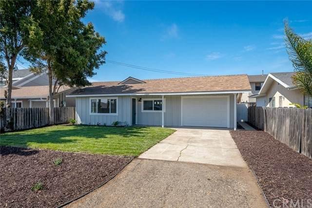 1369 Trouville Avenue, Grover beach, CA 93433 (#SC21166524) :: Compass