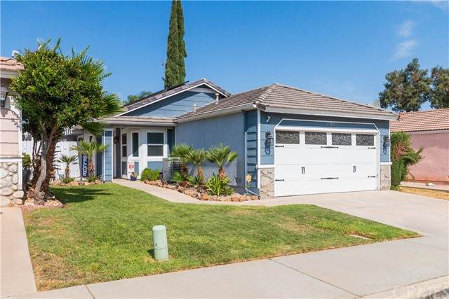 27811 Cactus Flower Drive, Menifee, CA 92585 (#SW21167697) :: Solis Team Real Estate
