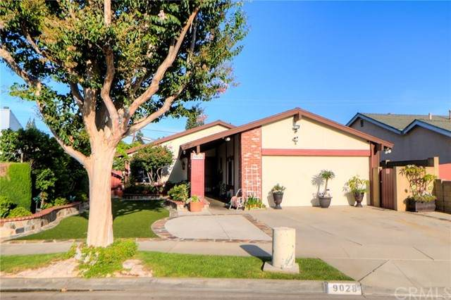 9028 Millergrove Drive, Santa Fe Springs, CA 90670 (#CV21165160) :: The Stein Group
