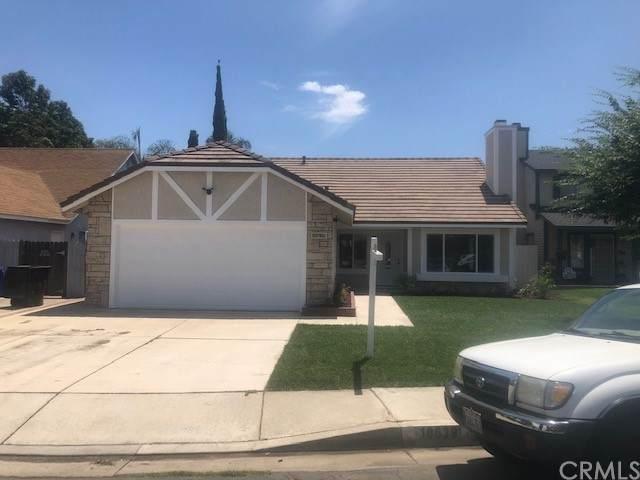10639 Wildrose Drive, Rancho Cucamonga, CA 91730 (#IV21167872) :: Wannebo Real Estate Group