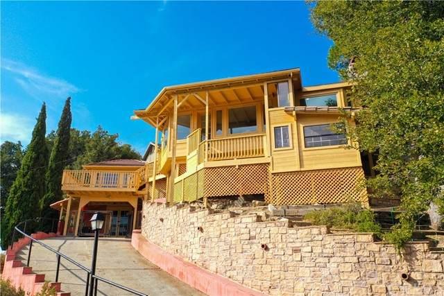 269 Delle Drive, Crestline, CA 92325 (#EV21159479) :: Wannebo Real Estate Group