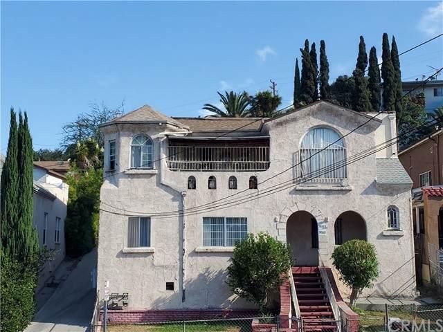 3601 Pomeroy Street, Los Angeles, CA 90063 (#DW21167484) :: Carrie Filla & Associates