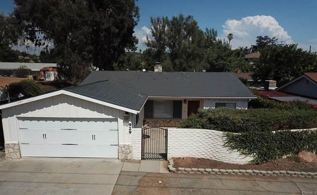929 Santa Margarita Drive, Fallbrook, CA 92028 (#NDP2108957) :: Zember Realty Group