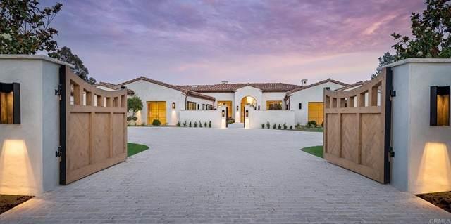 5801 Lago Lindo, Rancho Santa Fe, CA 92067 (#NDP2108960) :: SD Luxe Group