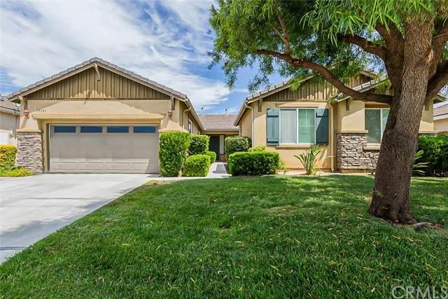 29284 Lake Hills Drive, Menifee, CA 92585 (#IV21168677) :: Solis Team Real Estate