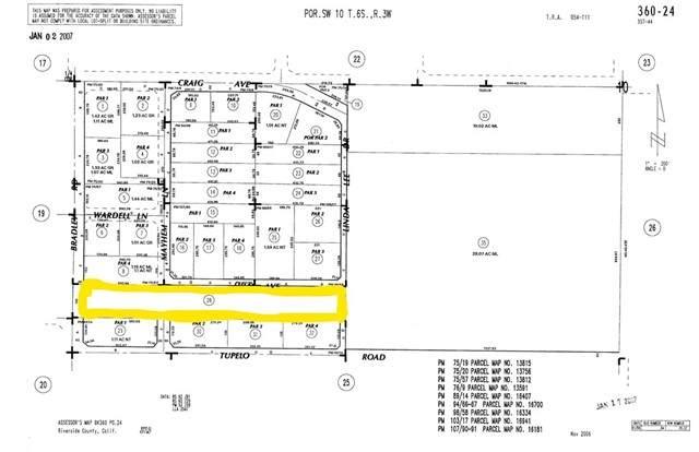 0 Bradley Road, Menifee, CA 92584 (#OC21168765) :: San Diego Area Homes for Sale