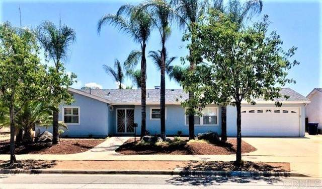 9349 Saint Andrews Dr., Santee, CA 92071 (#NDP2109001) :: SunLux Real Estate