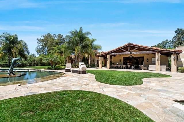 16409 Via De Santa Fe, Rancho Santa Fe, CA 92067 (#NDP2109005) :: SD Luxe Group