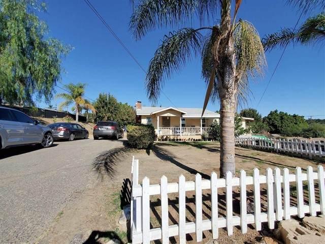 325 W. Hawthorne St, Fallbrook, CA 92028 (#NDP2109020) :: Zember Realty Group