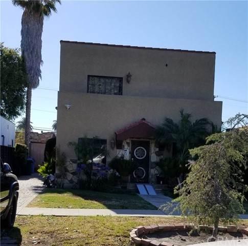 2355 S Dunsmuir Avenue, Los Angeles, CA 90016 (#SB21169978) :: Yarbrough Group