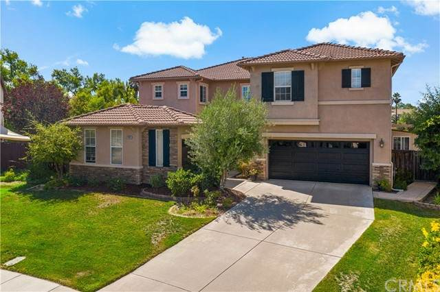 29385 Eagle Drive, Murrieta, CA 92563 (#SW21165883) :: Wannebo Real Estate Group