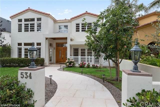 534 14th Street, Santa Monica, CA 90402 (#TR21163717) :: Yarbrough Group
