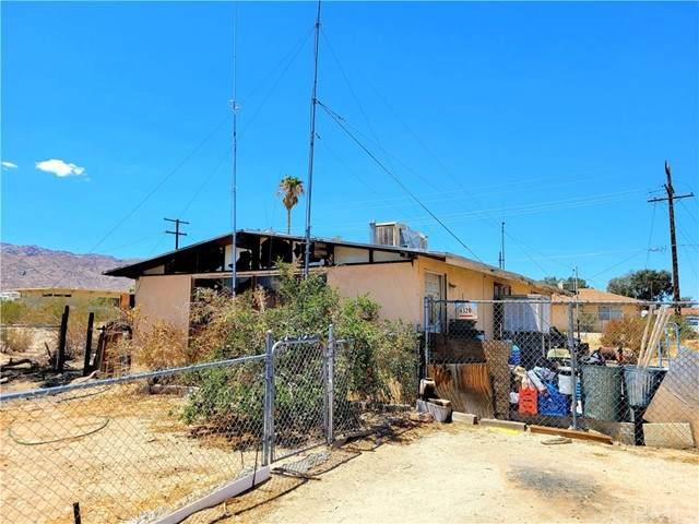 6320 Cholla Avenue, 29 Palms, CA 92277 (#JT21170248) :: Solis Team Real Estate