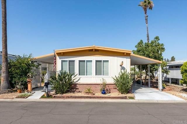 2300 E Valley #191, Escondido, CA 92027 (#NDP2109038) :: Solis Team Real Estate