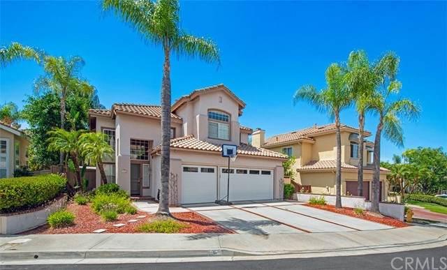 6 Via Rosado, Rancho Santa Margarita, CA 92688 (#OC21166848) :: Wannebo Real Estate Group