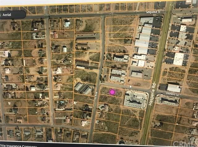 0 Donert Ave, Hesperia, CA 92345 (#CV21170653) :: Solis Team Real Estate