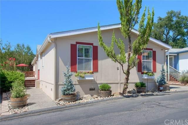 46041 Road 415 #166, Coarsegold, CA 93614 (#FR21169406) :: Solis Team Real Estate