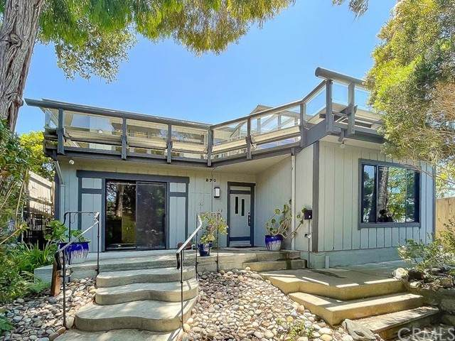 970 Hillcrest Drive, Cambria, CA 93428 (#SC21145917) :: Wannebo Real Estate Group
